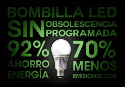 bombilla led sin obsolescencia programada 5.3 Alternativas a la obsolescencia programada%disenosocial