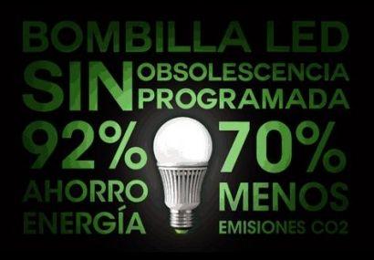 bombilla led sin obsolescencia programada 5.3 Alternativas a la obsolescencia programada%disenosocial