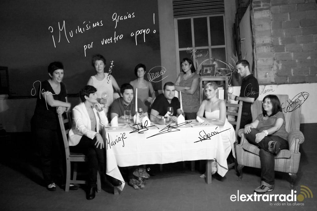 Foto elextrarradio thanks 1024x682  Proyectos de Nuestros Alumnos:  El Extrarradio (Otra radio es posible)%disenosocial