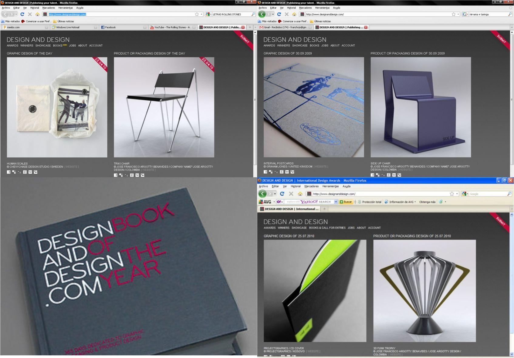 Design and Design Book Francia 1 >> Entrevista al diseñador social Jóse Argotty%disenosocial