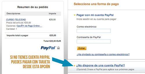 pago online seguro FORMACIÓN%disenosocial