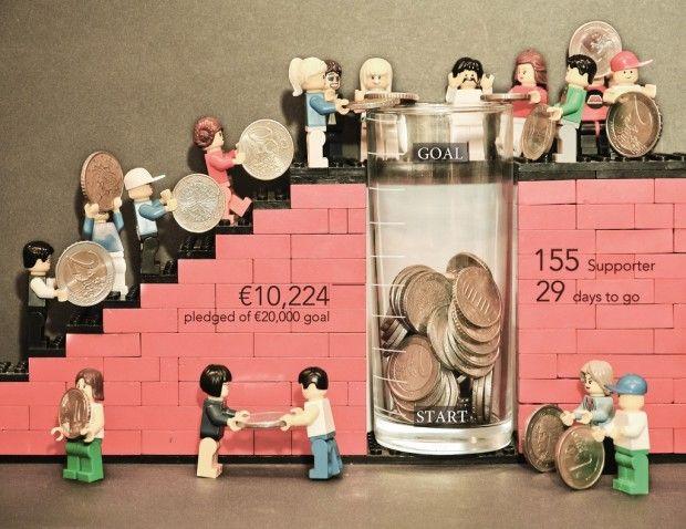 criticas crowdfunding infografia LA BURBUJA CROWDFUNDING: peligros y retos.%disenosocial