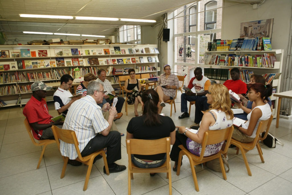 Club de lectura Biblioteca de Rubi