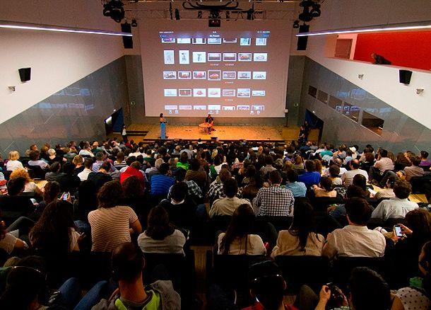maria hidalgo diseño social conferencia